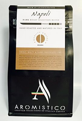 AROMISTICO COFFEE Napoli Selection Blend – BEANS aromistico coffee napoli selection blend beans 270x400