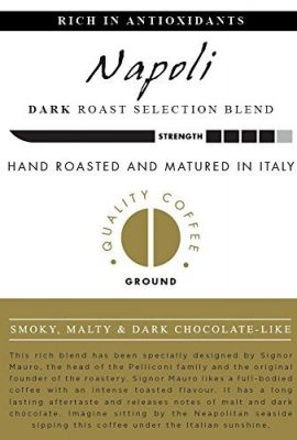 AROMISTICO COFFEE Napoli Selection Blend – GROUND aromistico coffee napoli selection blend ground 270x400