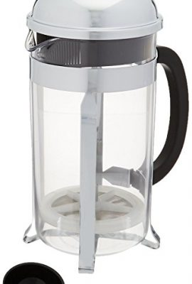 Bodum Chambord 8 Cup Shatterproof French Press Coffeemaker, 1.0 L, 34-Ounce bodum chambord 8 cup shatterproof french press coffeemaker 1 0 l 34 ounce 270x400