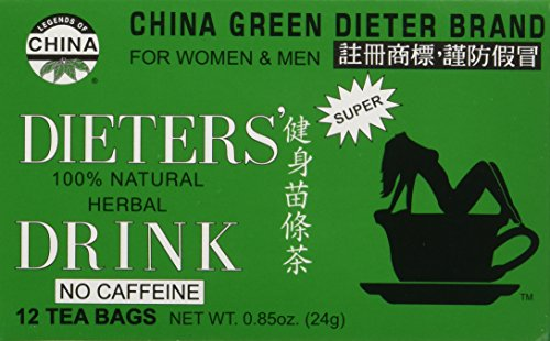 China Green Dieters Tea — Dieters Tea For Wt Loss 12 Ct china green dieters tea dieters tea for wt loss 12 ct