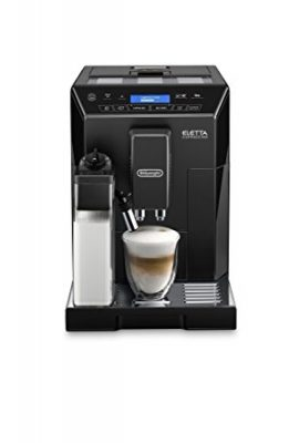 eletta De'Longhi ELETTA CAPPUCCINO Bean to Cup delonghi ecam44 660 b eletta bean to cup coffee machine 1450 w black 270x400