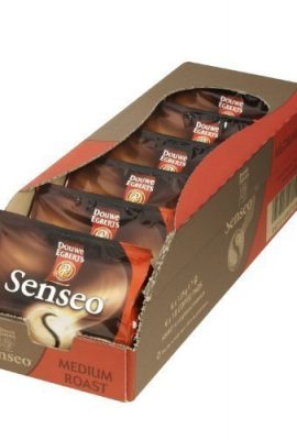 Douwe Egberts Senseo Medium Roast Coffee Pods (Pack of 6, Total 108 Pods) douwe egberts senseo medium roast coffee pods pack of 6 total 108 pods 270x400