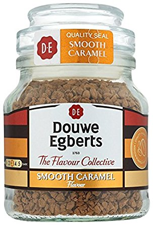 douwe egberts Douwe Egberts The Flavour Collective Smooth Caramel 50 g (Pack of 6) douwe egberts the flavour collective smooth caramel 50 g pack of 6