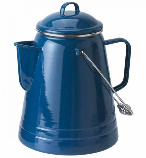 Enamel Coffee Pot with Lid 1Litre or 1.8Litres enamel coffee pot with lid 1 litre or 1 8 litres 510x549
