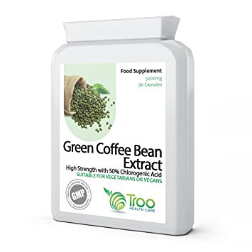 Green Coffee Extract 5000mg 90 Vegetarian Capsules – Weight Loss, Diet & Slimming Support Supplement Using Raw, Unroasted Green Coffee Beans. UK GMP Manufactured green coffee extract 5000mg 90 vegetarian capsules weight loss diet slimming support supplement using raw unroasted green coffee beans uk gmp manufactured