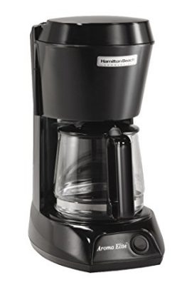 Hamilton Beach HDC500C-UK Commercial 4 Cup Filter Coffee Maker, Black hamilton beach hdc500c uk commercial 4 cup filter coffee maker black 270x400