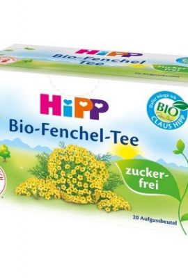 HiPP Organic Fruit Tea for Babies (20 Teabags) hipp organic fruit tea for babies 20 teabags 270x400