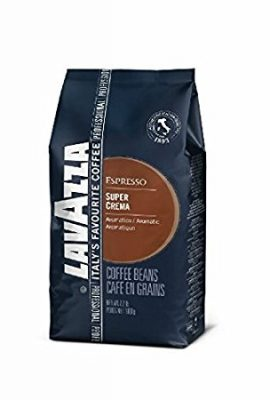 Lavazza Coffee Espresso Super Crema, Whole Beans, 1000g lavazza coffee espresso super crema whole beans 1000g 270x400