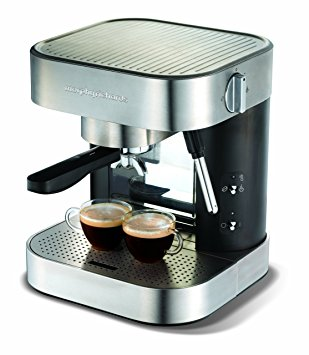 Morphy Richards Elipta 47150 Espresso Maker – Brushed Stainless Steel morphy richards elipta 47150 espresso maker brushed stainless steel