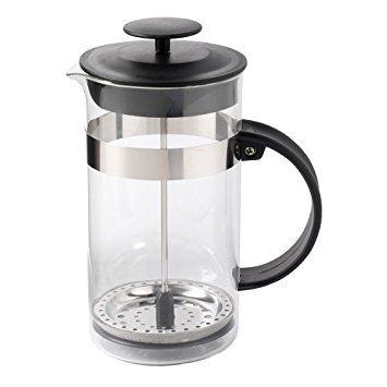 ProCook Cafetiere with Black Lid & Handle procook cafetiere with black lid handle