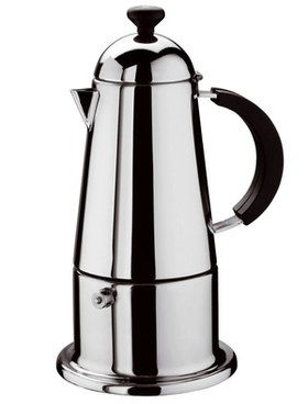 SMARTSTORE 6 Cup Italian ESPRESSO STOVE TOP COFFEE MAKER -Continental Percolator Pot Jug, Camping, Caravan, Brewing Rich Coffee smartstore 6 cup italian espresso stove top coffee maker continental percolator pot jug camping caravan brewing rich coffee