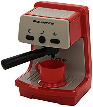 "Smoby ""Rowenta"" Espresso Machine (Multi-Colour) smoby rowenta espresso machine multi colour"