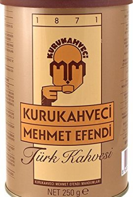 Turkish Ground Coffee Mehmet Efendi, 250g turkish ground coffee mehmet efendi 250g 270x400
