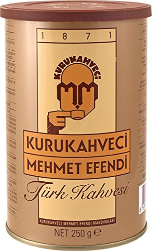 Turkish Ground Coffee Mehmet Efendi, 250g turkish ground coffee mehmet efendi 250g