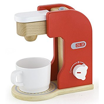 Viga Wooden Toy Coffee Maker Machine #50234 viga wooden toy coffee maker machine 50234