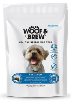WOOF&BREW Herbal Dog Tea woofbrew herbal dog tea 270x400