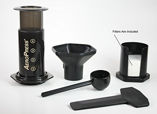 Aerobie AeroPress Coffee Maker – Parent aerobie aeropress coffee maker parent