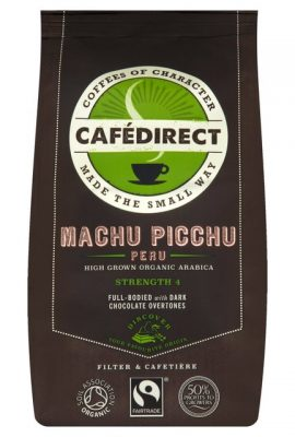Cafe Direct Organic Machu Picchu Fairtrade cafe direct organic machu picchu fairtrade 270x400