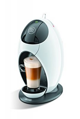 De'Longhi Dolce Gusto Jovia EDG250.W– Coffee machine, 15 Bar, White delonghi dolce gusto jovia edg250 w coffee machine 15 bar white 270x400