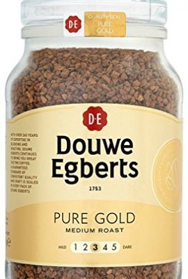 Douwe Egberts Pure Gold Instant Coffee 400g douwe egberts pure gold instant coffee 400g 270x400