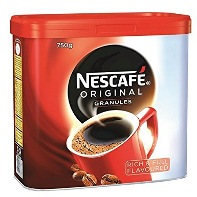 Nescafé Original Coffee Granules 750 g nescafe original coffee granules 750 g