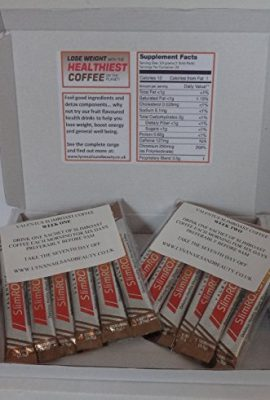 SlimRoast Coffee 2 Week Trial Box – New Larger 3.5gm sachets slimroast coffee 2 week trial box new larger 3 5gm sachets 270x400