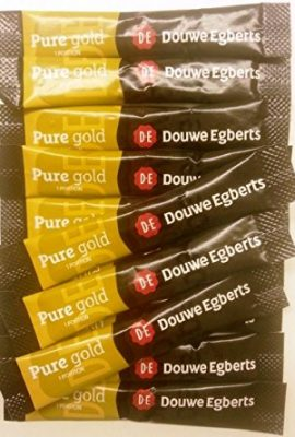 25 x Douwe Egberts Pure Gold 1 Cup Coffee Sachets 25 x douwe egberts pure gold 1 cup coffee sachets 270x400
