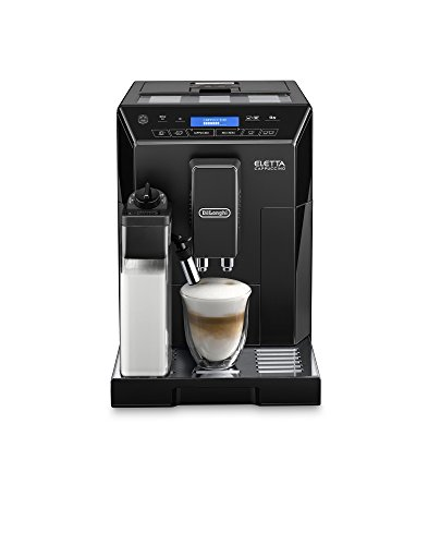 De'Longhi ECAM44.660.B Eletta Bean to Cup Coffee Machine, 1450 W – Black 419uE2CaJhL