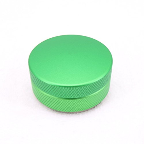 , SUNDELY® Green Colour Adjustable Smart Coffee Tamper 58mm Base With Three Angled Slopes, Best Coffee Maker, Best Coffee Maker