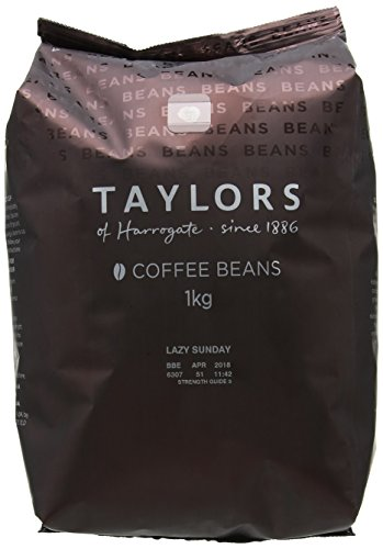 , Taylors of Harrogate Lazy Sunday Coffee Beans 1 kg (Pack of 2), Best Coffee Maker, Best Coffee Maker