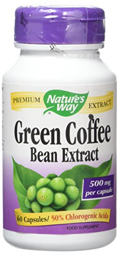 , Nature's Way Green Coffee – Pack of 60 Tablets, Best Coffee Maker, Best Coffee Maker