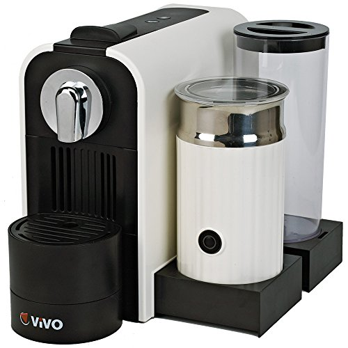 ViVo © Coffee Machine & Milk Frother for Nespresso ...