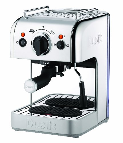 , Dualit 4-in-1 Coffee Machine, 84440 – Polished Stainless Steel, Best Coffee Maker, Best Coffee Maker