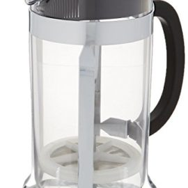 Bodum Chambord 8 Cup Shatterproof French Press Coffeemaker, 1.0 L, 34-Ounce