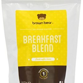 Brown Bear Breakfast Blend Light Roast Whole Bean Coffee  Brown Bear Breakfast Blend Light Roast Whole Bean Coffee brown bear breakfast blend light roast whole bean coffee 270x270
