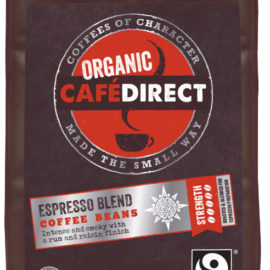 Café Direct Organic Espresso Blend Whole Beans Coffee 227 g (Pack of 6)  Café Direct Organic Espresso Blend Whole Beans Coffee 227 g (Pack of 6) cafa direct organic espresso blend whole beans coffee 227 g pack of 6 270x270