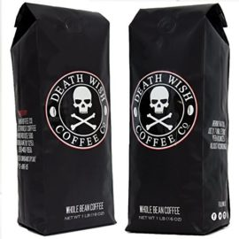 Death Wish Ground Coffee Bundle Deal, The World's Strongest Coffee, Fair Trade and USDA Certified Organic, 2 lb Bag  Death Wish Ground Coffee Bundle Deal, The World's Strongest Coffee, Fair Trade and USDA Certified Organic, 2 lb Bag death wish ground coffee bundle deal the worlds strongest coffee fair trade and usda certified organic 2 lb bag 270x270 [object object] Best Coffee Maker death wish ground coffee bundle deal the worlds strongest coffee fair trade and usda certified organic 2 lb bag 270x270
