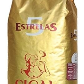 Delicious Portuguese Roasted Coffee Beans – Sical 5 Stars (1Kg)