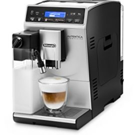 De'Longhi Coffee Maker (Freestanding, Coffee Beans, Ground Coffee, Fully-Auto, Espresso Machine) - Silver  De'Longhi Coffee Maker (Freestanding, Coffee Beans, Ground Coffee, Fully-Auto, Espresso Machine) – Silver delonghi coffee maker freestanding coffee beans ground coffee fully auto espresso machine silver 270x270