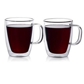 Double Walled Glass Coffee Mugs 500ml, Set of 2, Insulated Glass Cups for Morning Hot Coffee, Tea or Cold Drinks  Double Walled Glass Coffee Mugs 500ml, Set of 2, Insulated Glass Cups for Morning Hot Coffee, Tea or Cold Drinks double walled glass coffee mugs 500ml set of 2 insulated glass cups for morning hot coffee tea or cold drinks 270x270 [object object] Best Coffee Maker double walled glass coffee mugs 500ml set of 2 insulated glass cups for morning hot coffee tea or cold drinks 270x270
