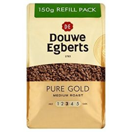 Douwe Egberts Pure Gold Instant Coffee Refill 150 g (Pack of 3)  Douwe Egberts Pure Gold Instant Coffee Refill 150 g (Pack of 3) douwe egberts pure gold instant coffee refill 150 g pack of 3 270x270