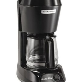 Hamilton Beach HDC500C-UK Commercial 4 Cup Filter Coffee Maker, Black hamilton beach hdc500c uk commercial 4 cup filter coffee maker black 270x270