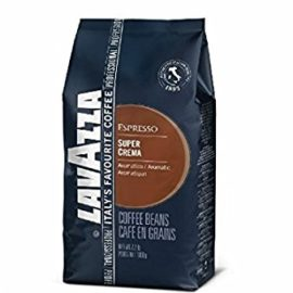 Lavazza Coffee Espresso Super Crema, Whole Beans, 1000g lavazza coffee espresso super crema whole beans 1000g 270x270