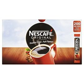 NESCAFÉ Instant Coffee Stick Packs Box of 200