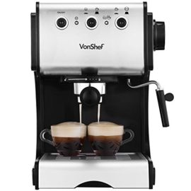 Parent Espresso Machine S/S
