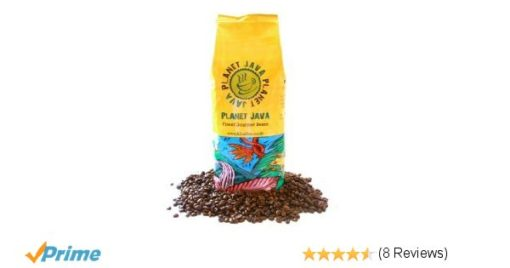 Planet Java Mocha Italiano Coffee Beans (1kg)
