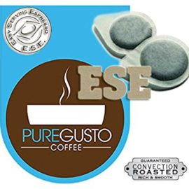 PureGusto – Continental Intenso ESE Coffee Pods (100) – FREE DELIVERY