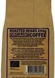 Really Good Organic Coffee Roasted Beans 250 g