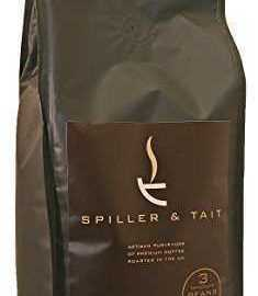 Spiller & Tait Pure Colombian Huila – Coffee Beans 1kg Bag – Top Speciality Coffee Roasted in the UK – Gourmet Beans for Great Tasting Coffee at Home – Premium Quality Arabica Beans