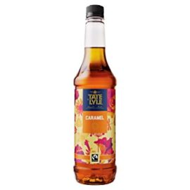 Tate and Lyle Fairtrade Caramel Coffee Syrup 750ml